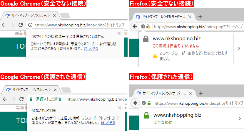 httpから完全https化する方法の作業手順